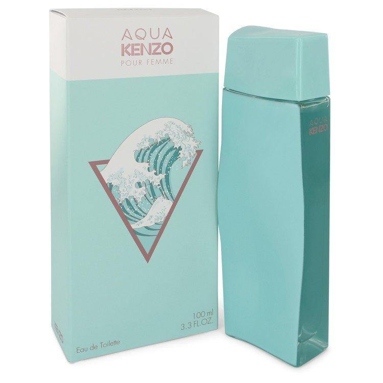 Aqua Kenzo Eau De Toilette Spray By Kenzo - American Beauty and Care Deals — abcdealstores