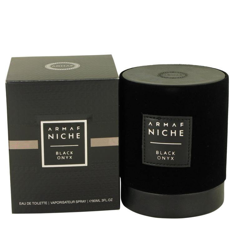 Armaf Niche Black Onyx Eau De Toilette Spray (Unisex) By Armaf