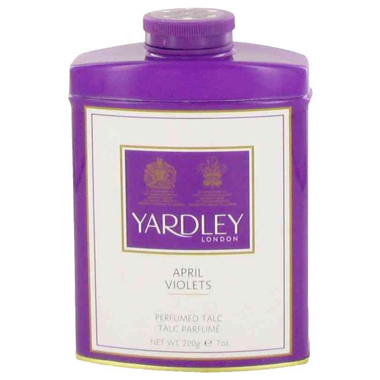 April Violets Talc By Yardley London - American Beauty and Care Deals — abcdealstores