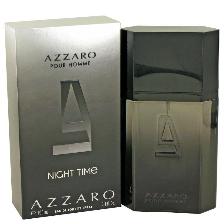 Azzaro Night Time Eau De Toilette Spray By Azzaro