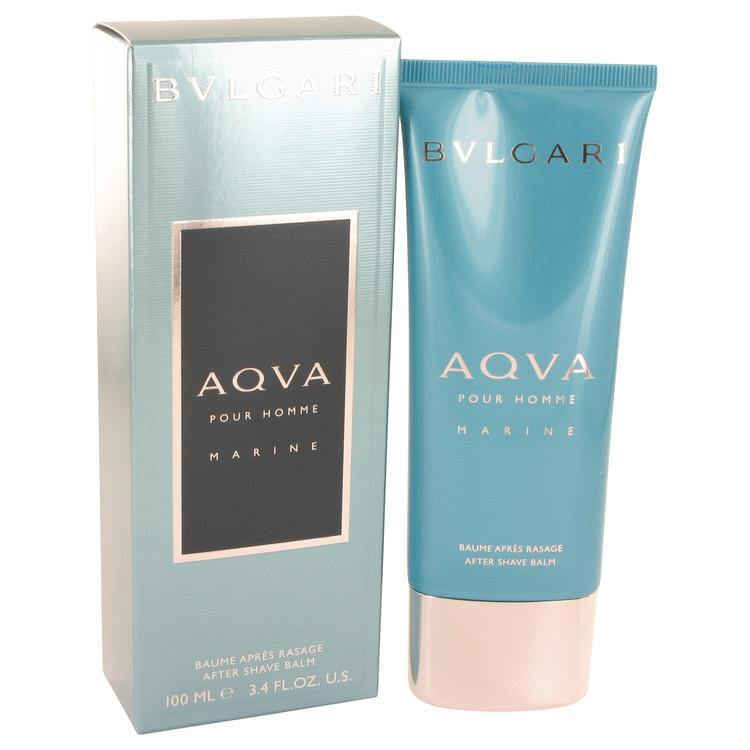 Bvlgari Aqua Marine After Shave Balm By Bvlgari - American Beauty and Care Deals — abcdealstores