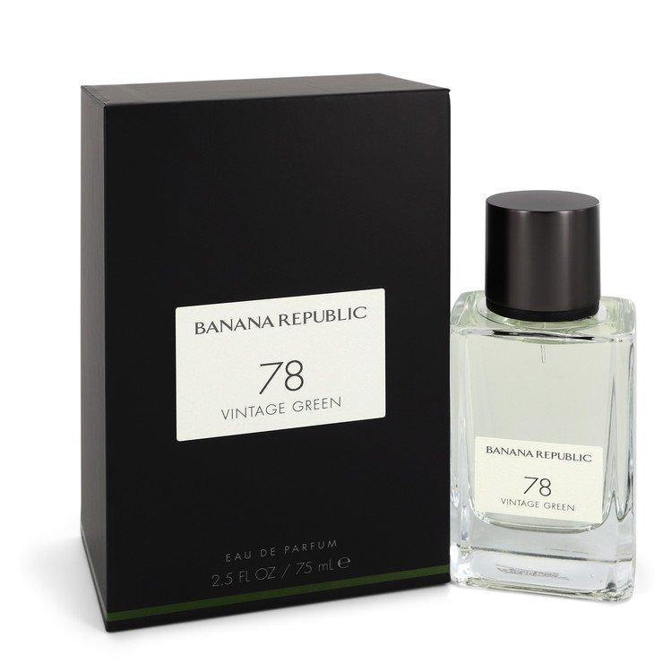 Banana Republic 78 Vintage Green Eau De Parfum Spray (Unisex) By Banana Republic - American Beauty and Care Deals — abcdealstores