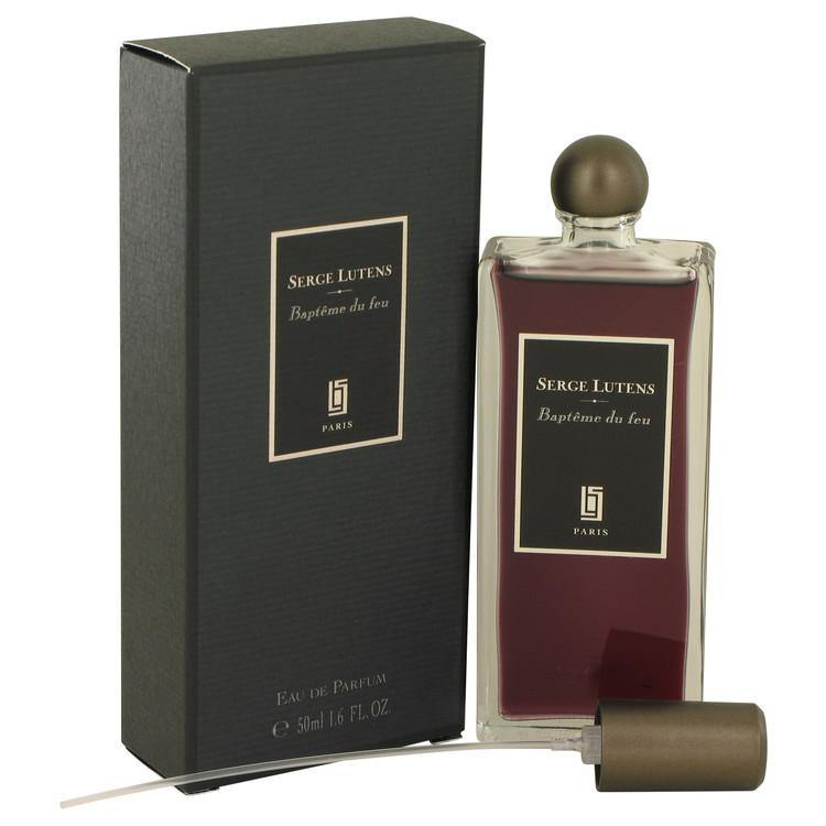 Bapteme Du Feu Eau De Parfum Spray (Unisex) By Serge Lutens - American Beauty and Care Deals — abcdealstores