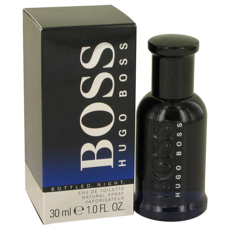 Boss Bottled Night Eau De Toilette Spray By Hugo Boss - American Beauty and Care Deals — abcdealstores
