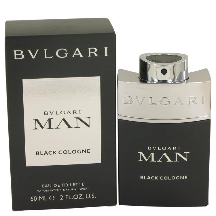 Bvlgari Man Black Cologne Eau De Toilette Spray By Bvlgari - American Beauty and Care Deals — abcdealstores