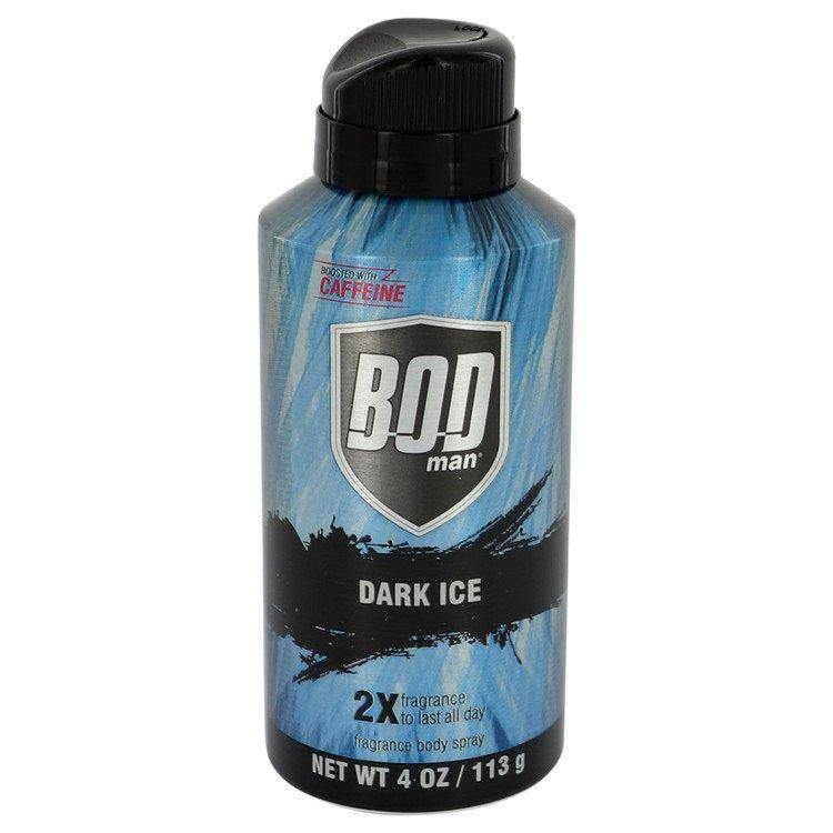Bod Man Dark Ice Body Spray By Parfums De Coeur - American Beauty and Care Deals — abcdealstores