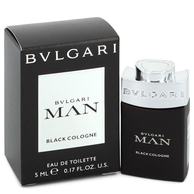 Bvlgari Man Black Cologne Mini EDT By Bvlgari - American Beauty and Care Deals — abcdealstores