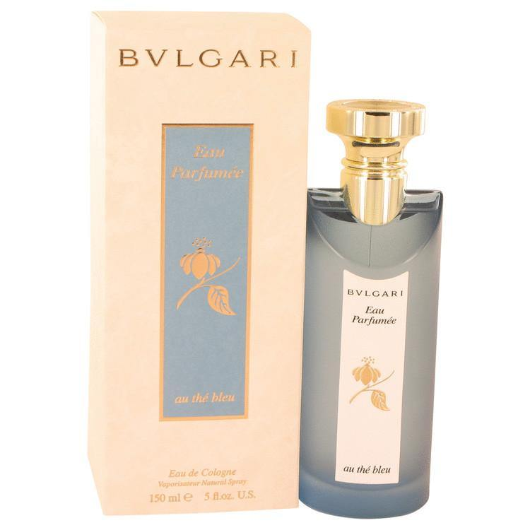 Bvlgari Eau Parfumee Au The Bleu Eau De Cologne Spray (Unisex) By Bvlgari
