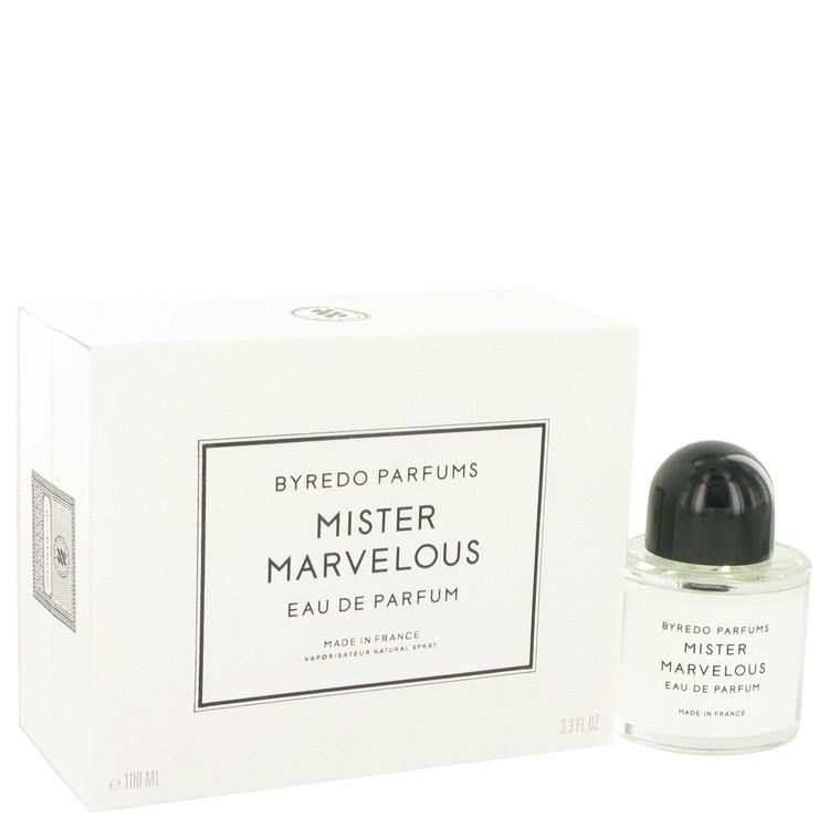 Byredo Mister Marvelous Eau De Parfum Spray By Byredo - American Beauty and Care Deals — abcdealstores
