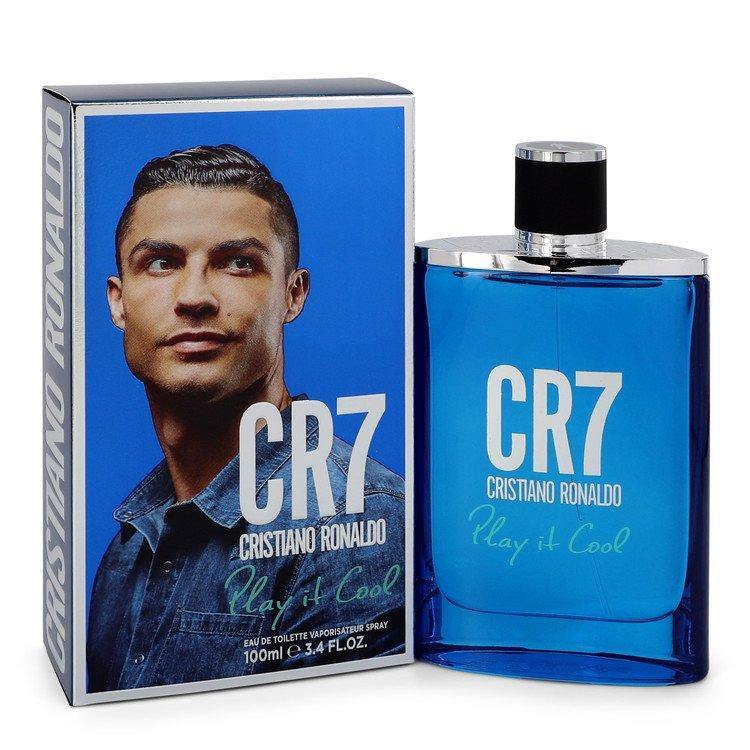 Cr7 Play It Cool Eau De Toilette Spray By Cristiano Ronaldo - American Beauty and Care Deals — abcdealstores