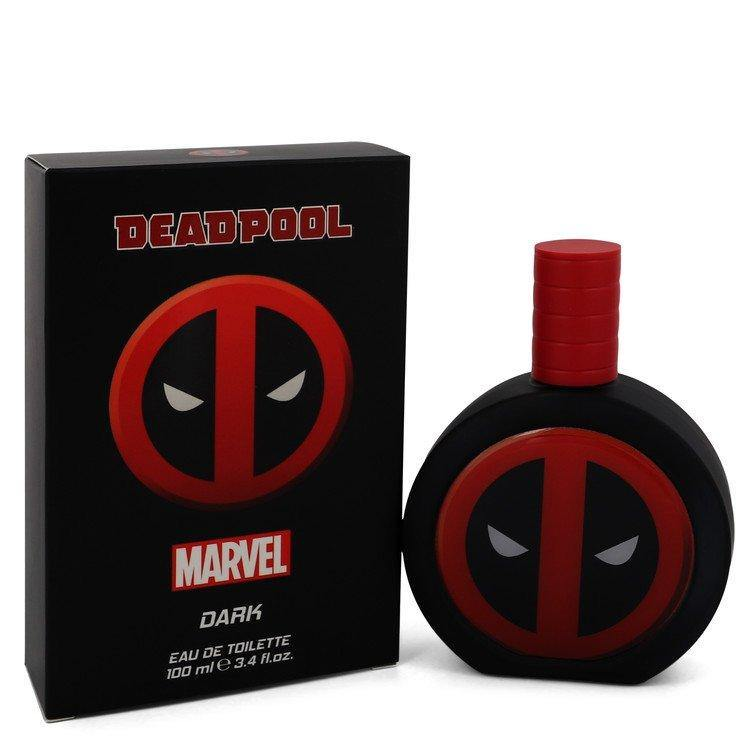 Deadpool Dark Eau De Toilette Spray By Marvel - American Beauty and Care Deals — abcdealstores