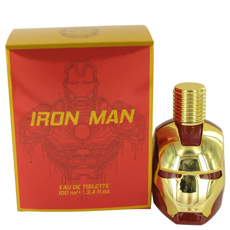 Iron Man Eau De Toilette Spray By Marvel - American Beauty and Care Deals — abcdealstores