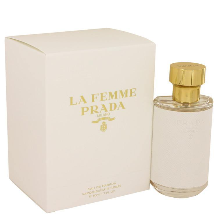 Prada La Femme Eau De Parfum Spray By Prada - American Beauty and Care Deals — abcdealstores
