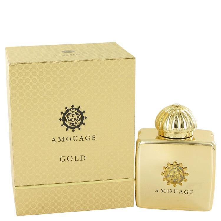 Amouage Gold Eau De Parfum Spray By Amouage - American Beauty and Care Deals — abcdealstores