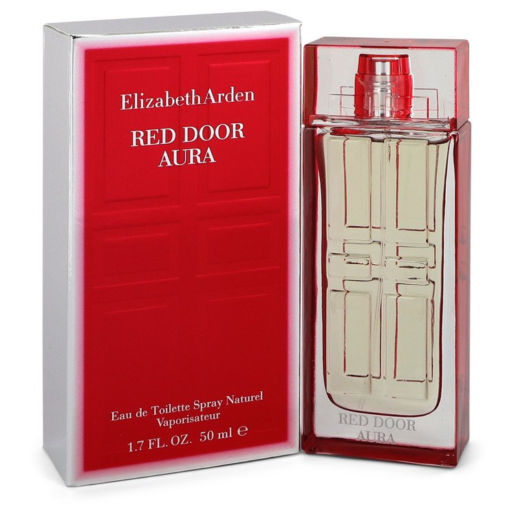 Red Door Aura Eau De Toilette Spray By Elizabeth Arden - American Beauty and Care Deals — abcdealstores