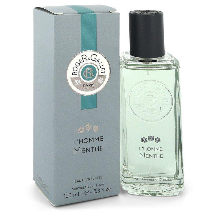 Roger & Gallet L'homme Menthe Eau De Toilette Spray By Roger & Gallet - American Beauty and Care Deals — abcdealstores