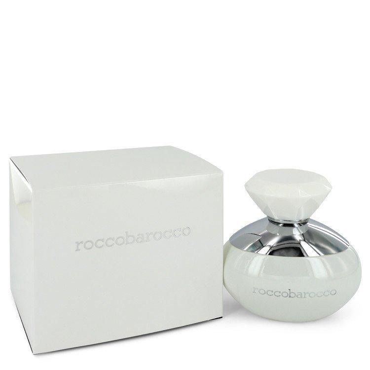 Roccobarocco White Eau De Parfum Spray By Roccobarocco - American Beauty and Care Deals — abcdealstores
