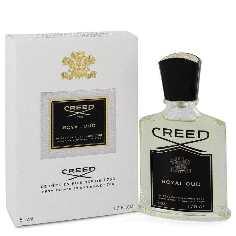Royal Oud Eau De Parfum Spray (Unisex) By Creed - American Beauty and Care Deals — abcdealstores