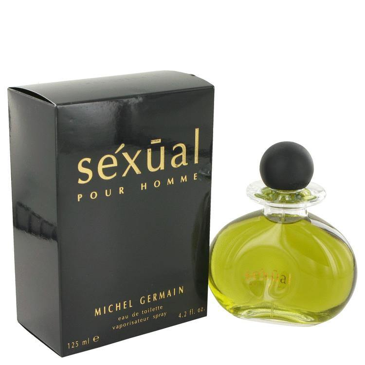 Sexual Eau De Toilette Spray By Michel Germain - American Beauty and Care Deals — abcdealstores