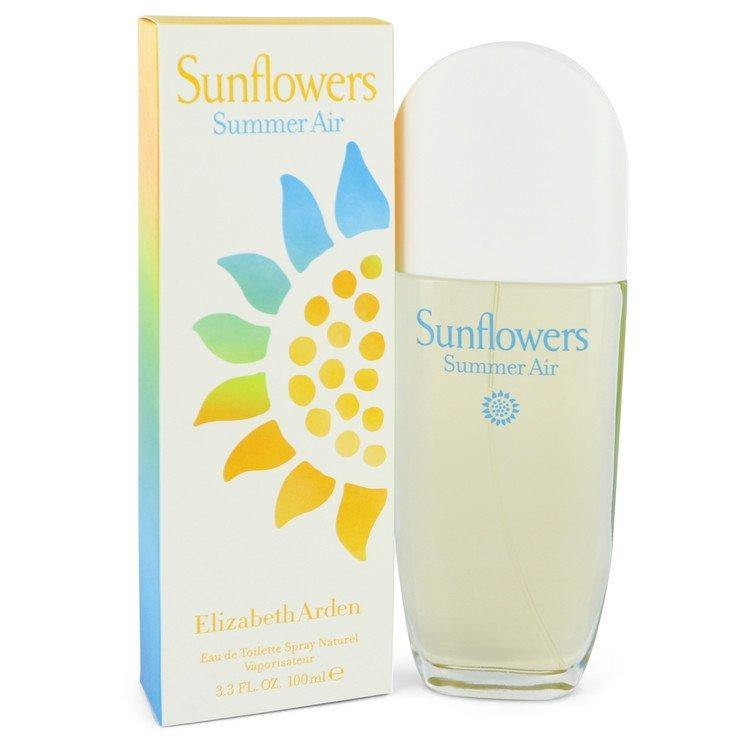 Sunflowers Summer Air Eau De Toilette Spray By Elizabeth Arden - American Beauty and Care Deals — abcdealstores