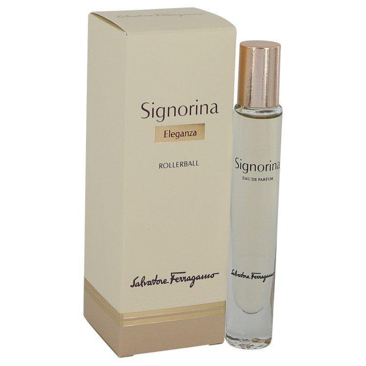 Signorina Eleganza Rollerball EDP By Salvatore Ferragamo - American Beauty and Care Deals — abcdealstores