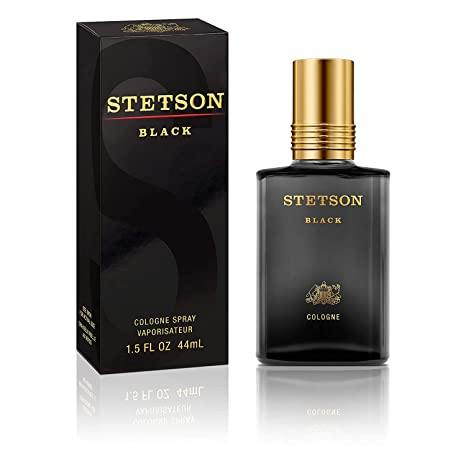Stetson Cologne Black is the best perfume for men