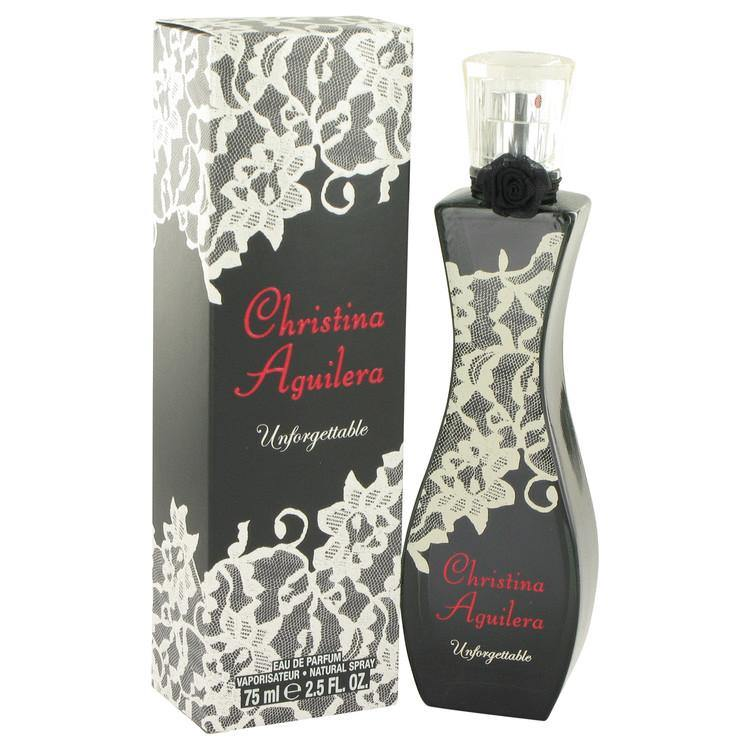 Christina Aguilera Unforgettable Eau De Parfum Spray By Christina Aguilera - American Beauty and Care Deals — abcdealstores