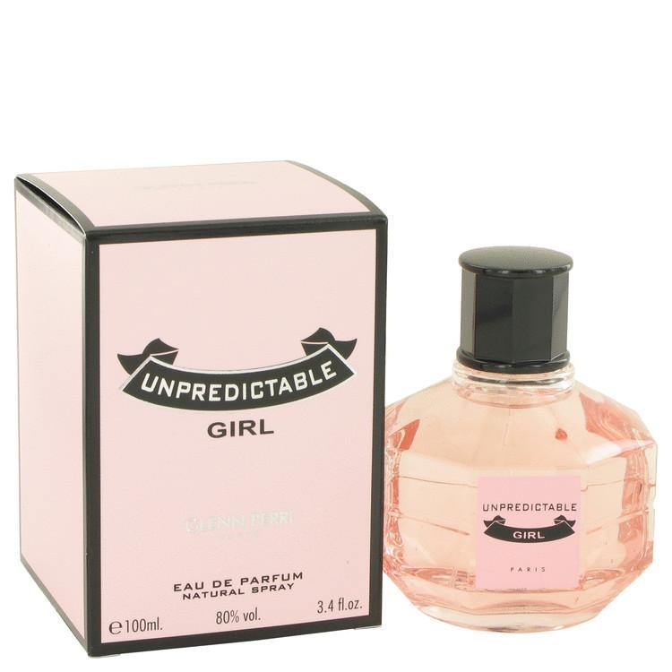 Unpredictable Girl Eau De Parfum Spray By Glenn Perri - American Beauty and Care Deals — abcdealstores