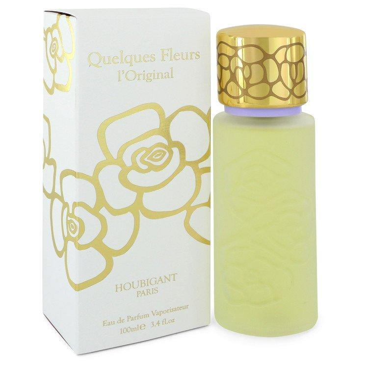 Quelques Fleurs Eau De Parfum Spray By Houbigant - American Beauty and Care Deals — abcdealstores