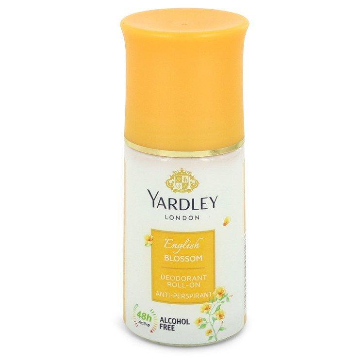 Yardley English Blossom Deodorant Roll-On Alcohol Free By Yardley London - American Beauty and Care Deals — abcdealstores