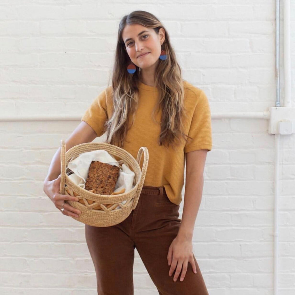 She's Empowered Spotlight: Clare Stager, Founder of Ground Breaking Bread