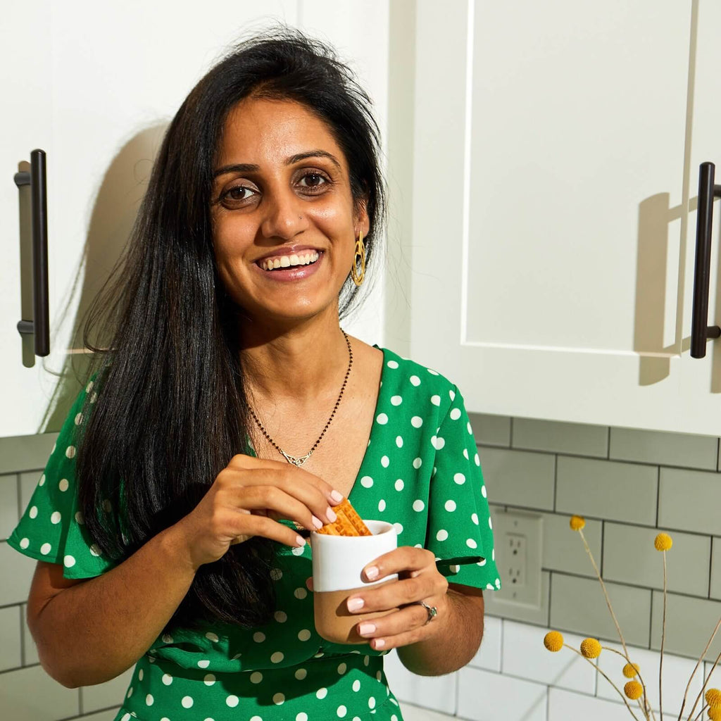 She's Empowered Spotlight: Farah Jesani, founder of One Stripe Chai Co.