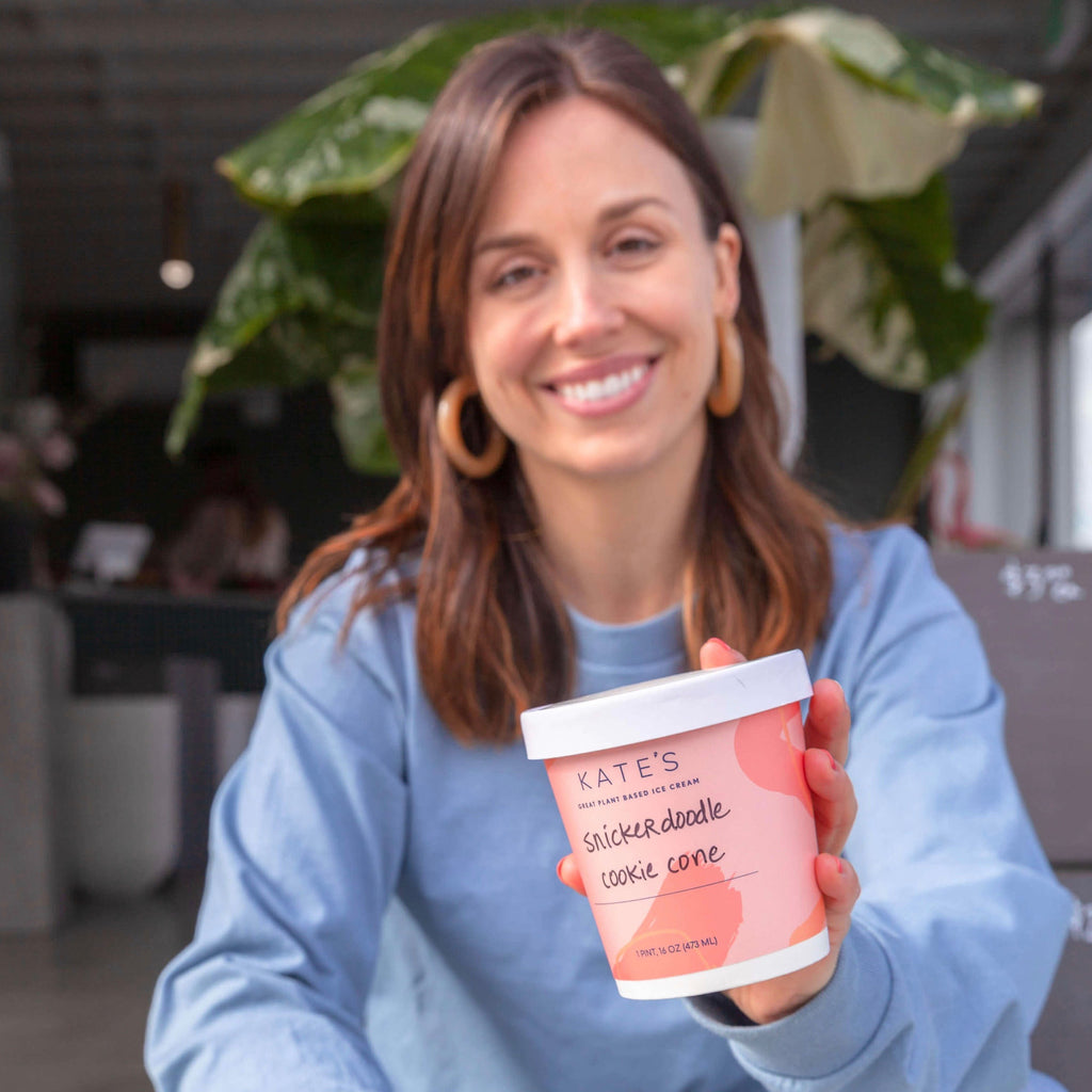 She's Empowered Spotlight: Katelyn Williams, Founder of Kate's Ice Cream