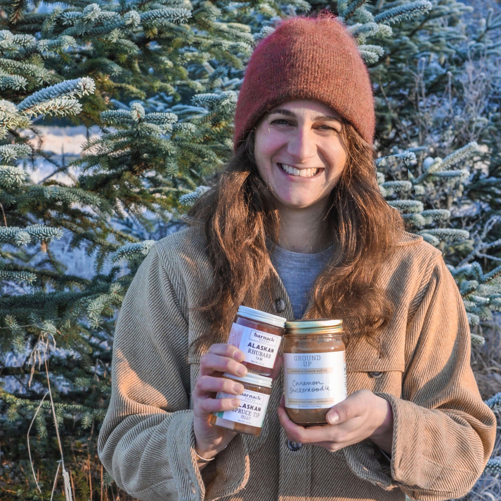 She's Empowered Spotlight: Lia Heifetz, Co-Founder of Barnacle Foods