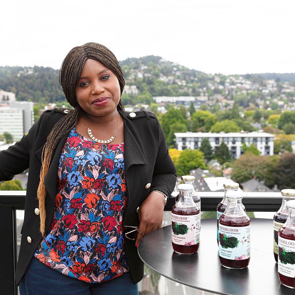 She's Empowered Spotlight: Affouet Price, Founder of Hibisbloom