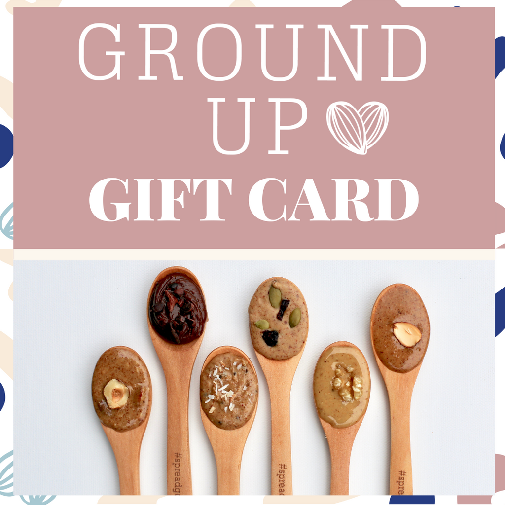 Ground Up Gift Card