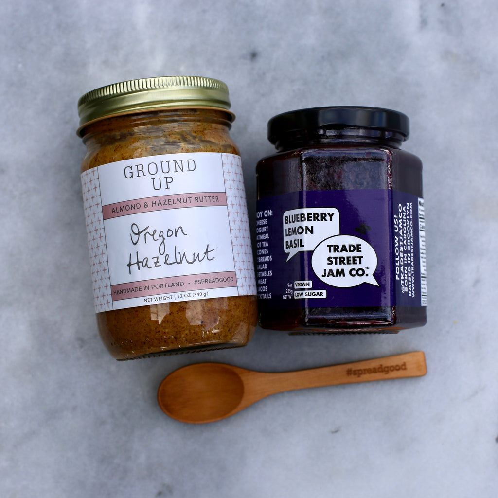 Trade St. Jam + Nut Butter Pack