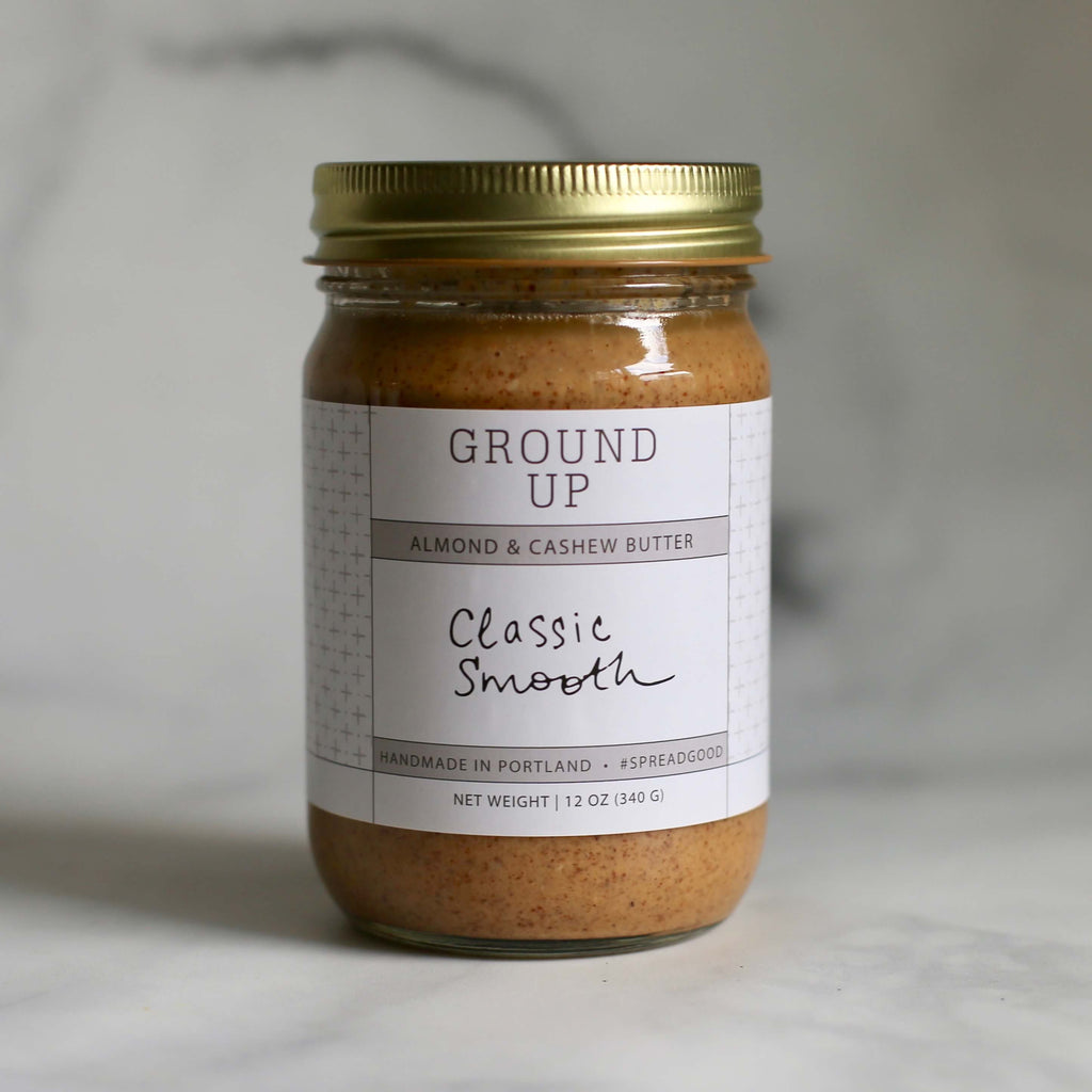 Smooth Almond Cashew + Coconut Nut Butter