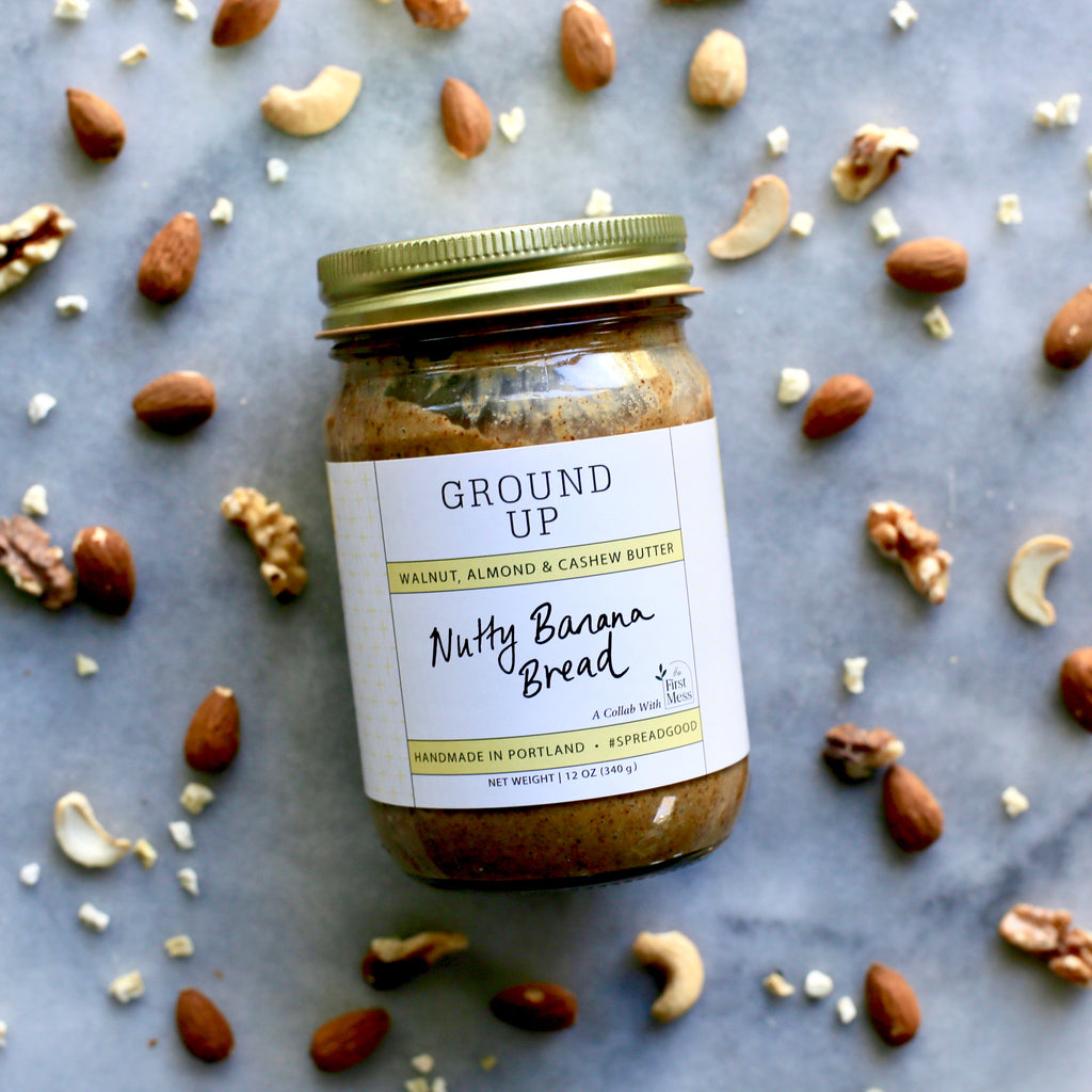 Nutty Banana Bread Nut Butter *LIMITED EDITION*