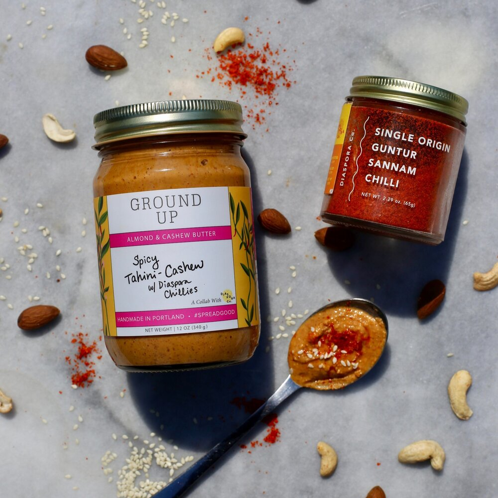Spicy Tahini-Cashew with Diaspora Chillies *LIMITED EDITION*