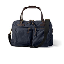Load image into Gallery viewer, 48-Hour Tin Cloth Duffle Navy