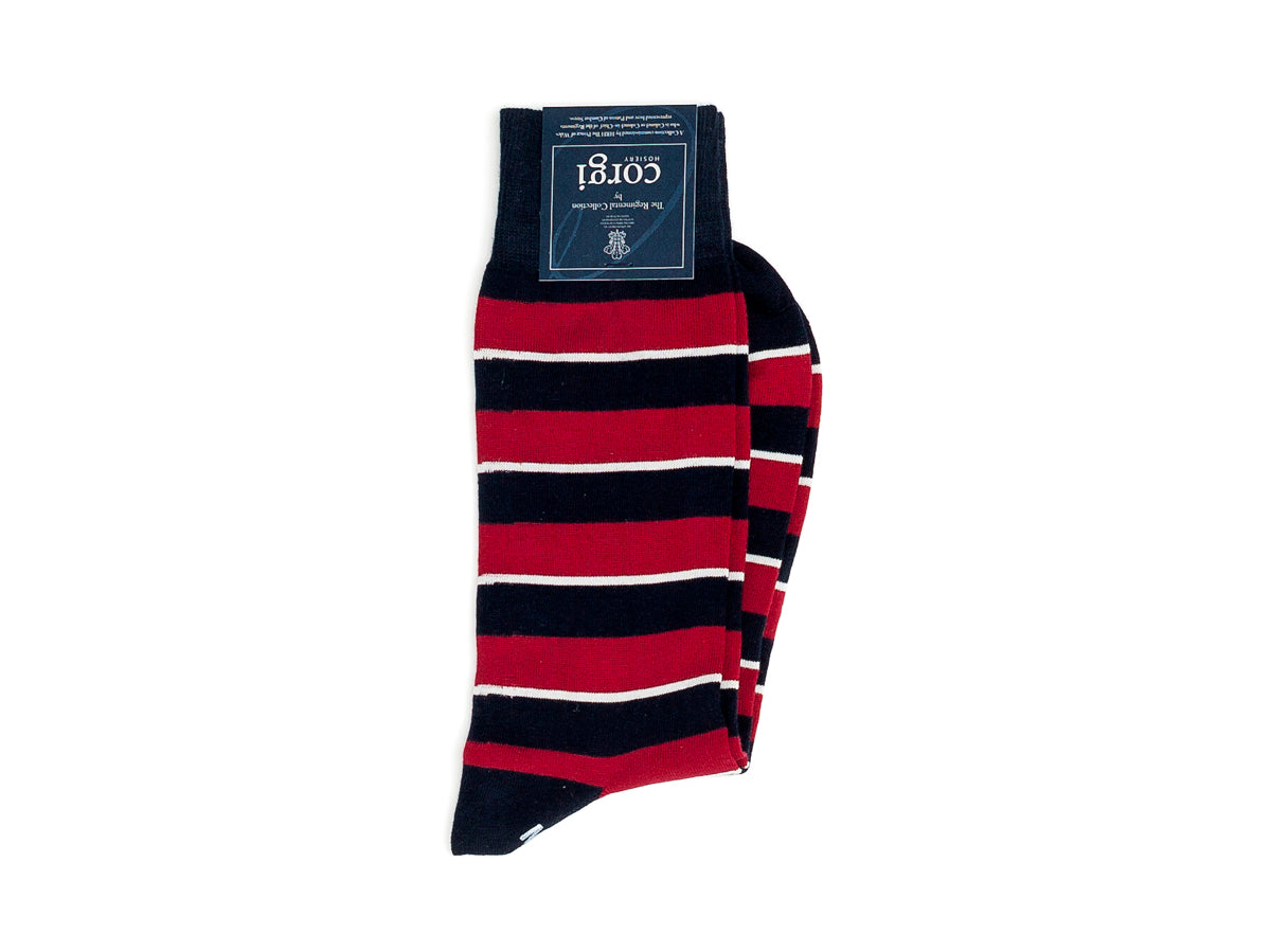 Queen's Dragoon Guard Socks