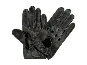 Deerskin Driving Glove Black