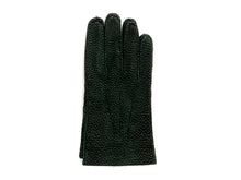 Load image into Gallery viewer, Unlined Carpincho Gloves Loden
