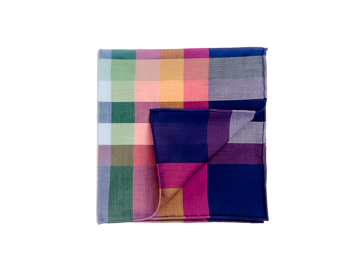 Giverny Pocket Square