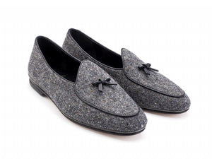Marphy Loafer Limited Edition Grey Tweed