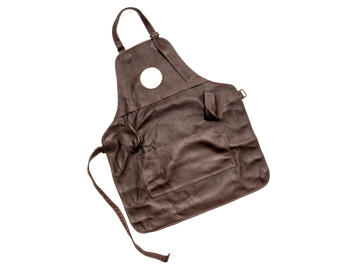 Leather Polishing Apron