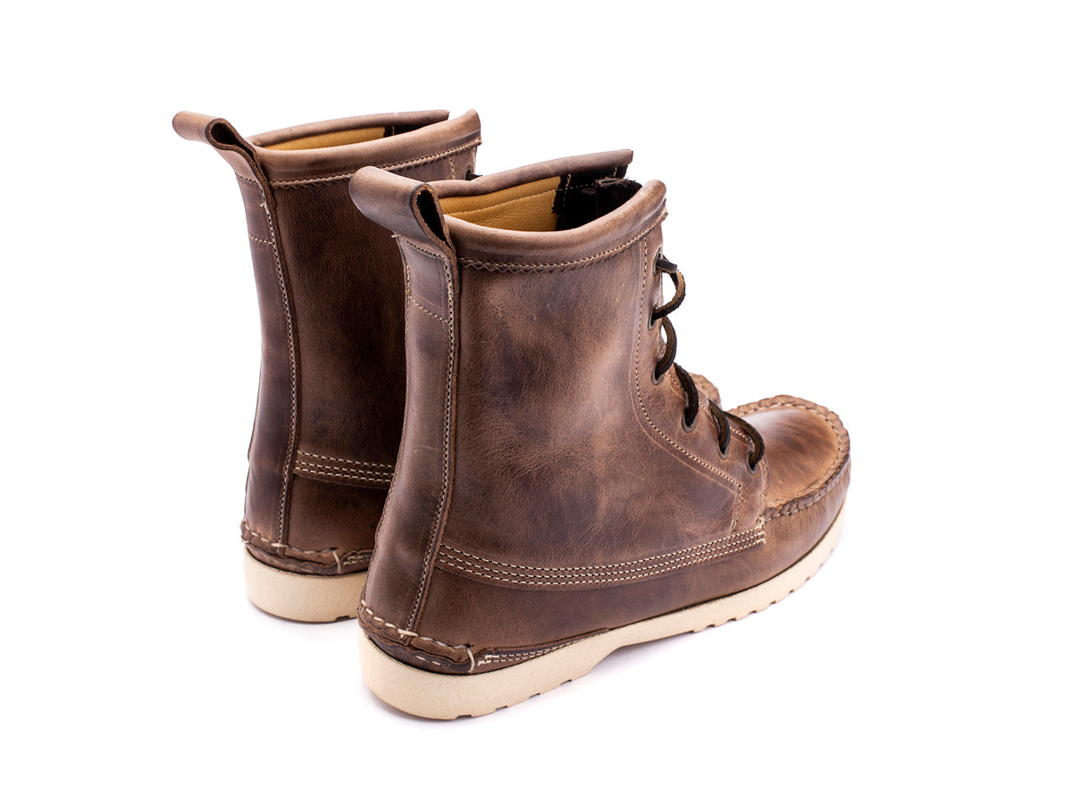 Grizzly Boot Natural Chromexcel