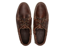 Load image into Gallery viewer, Classic Boat Shoe Unlined Brown Chromexcel