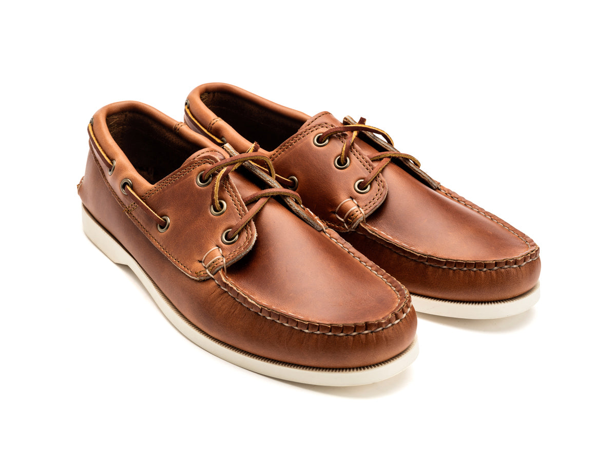 Classic Boat Shoe Unlined Whiskey Cavalier